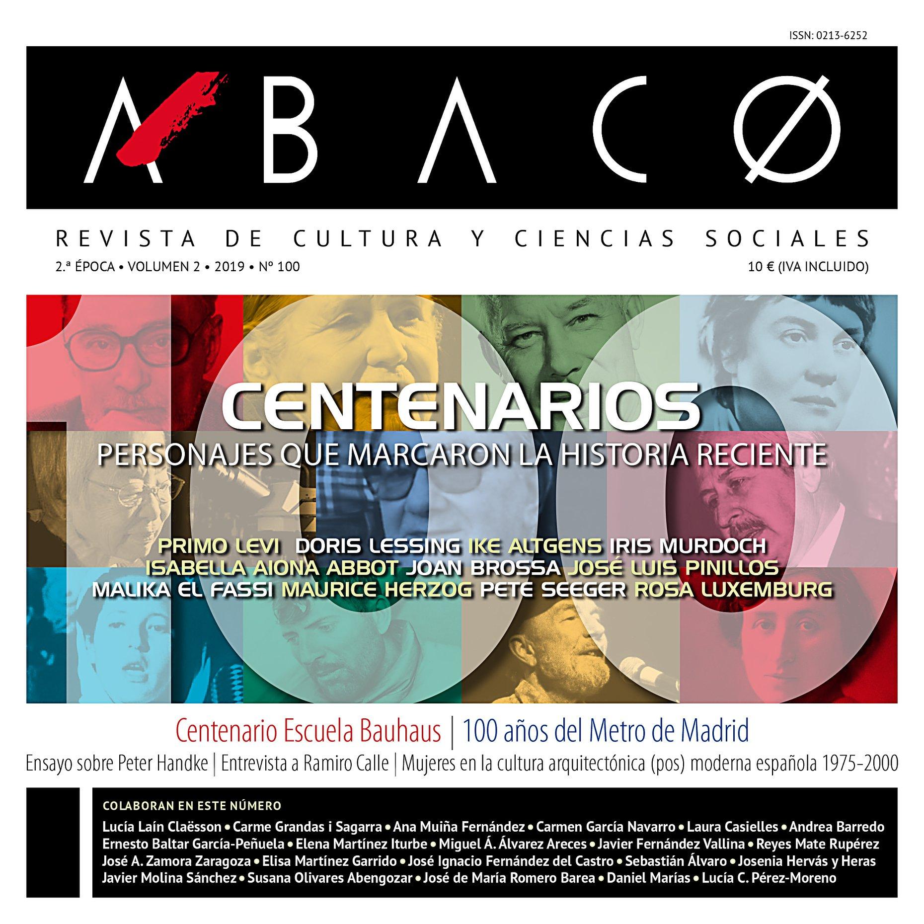 La revista ÁBACO nº100 presenta el proyecto MuWo