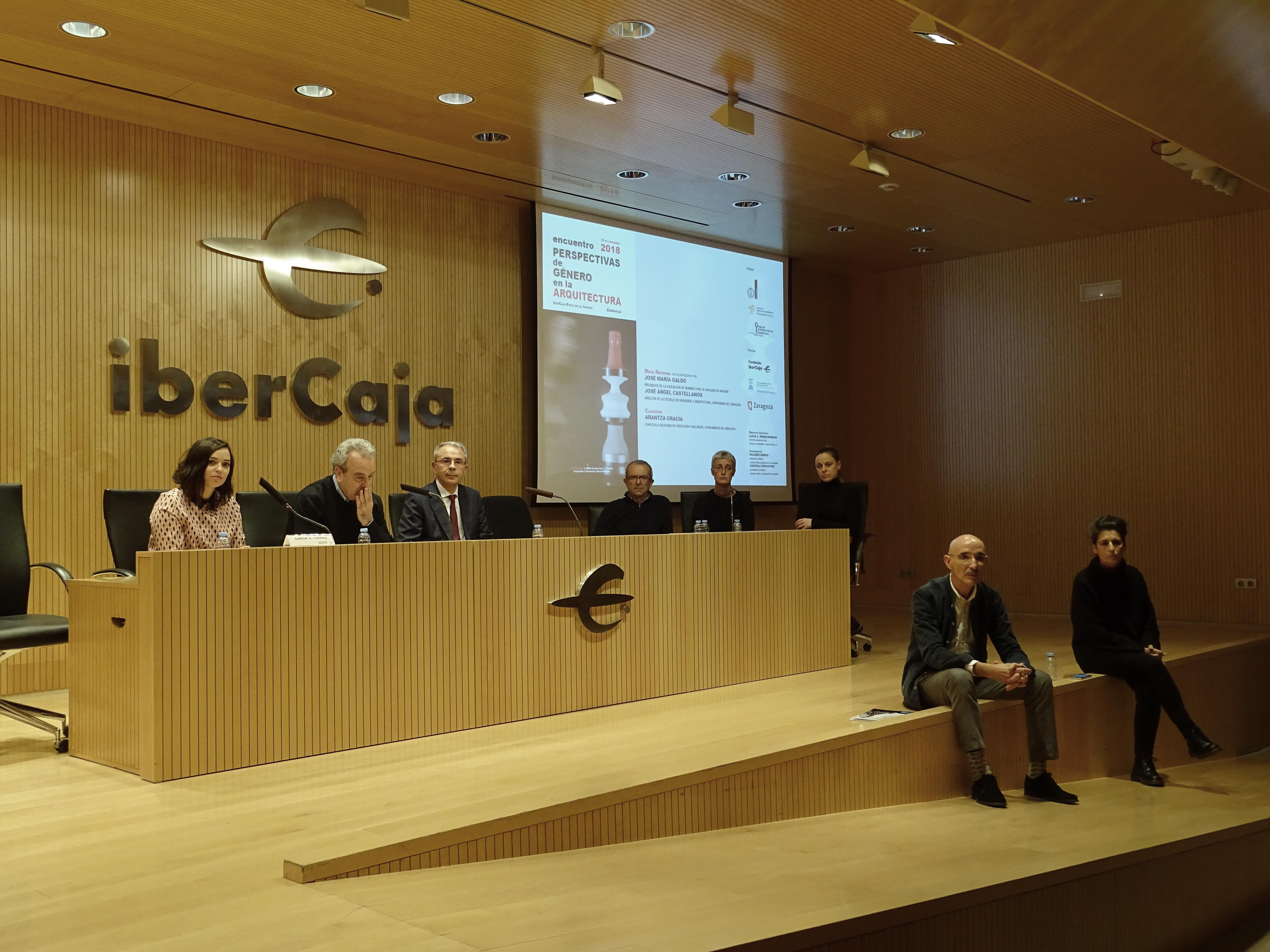 2º encuentro científico «Perspectivas de género en la Arquitectura»