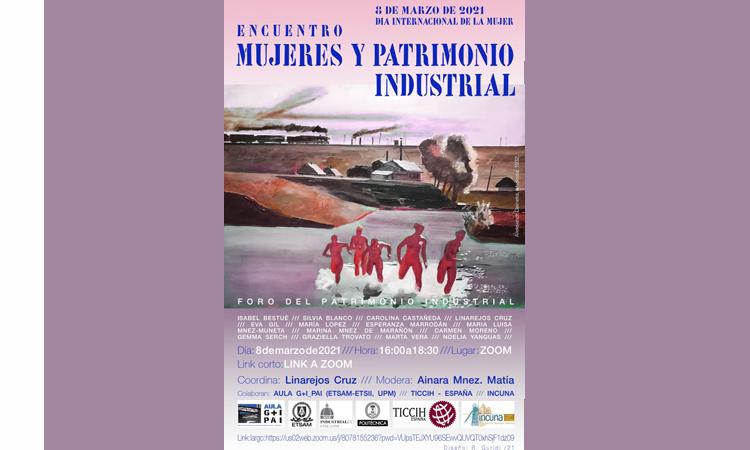 MuWo en el encuentro «Mujeres y Patrimonio Industrial»