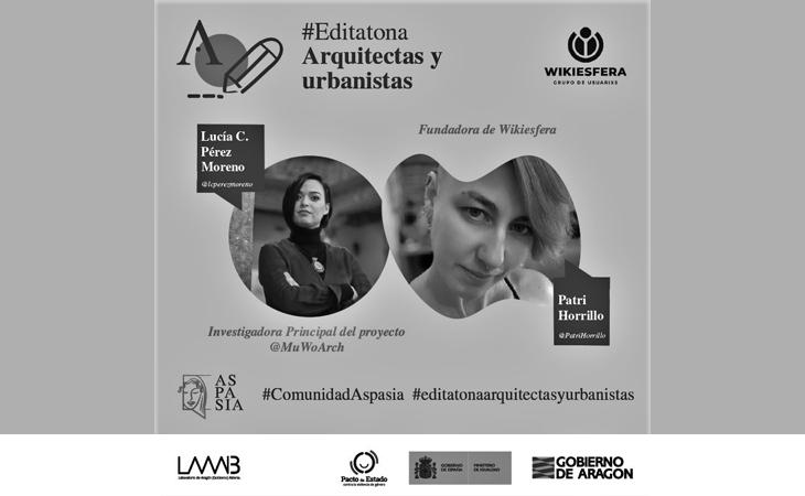 Editationa Women Architects and Urban Planners. Aspasia-LAAB